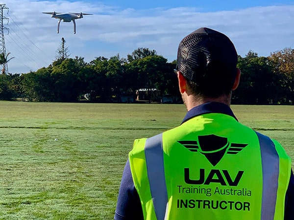 UAV Training Australia Instructor