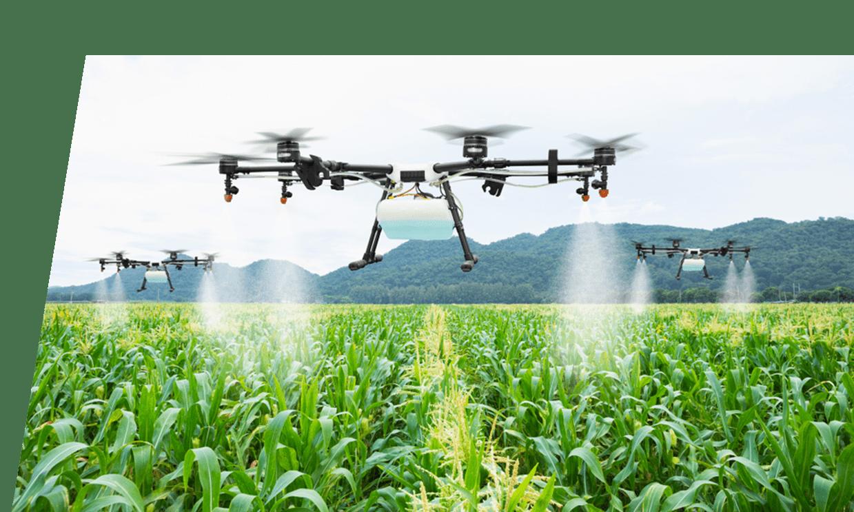 Drones in Agriculture - UAV Training Australia