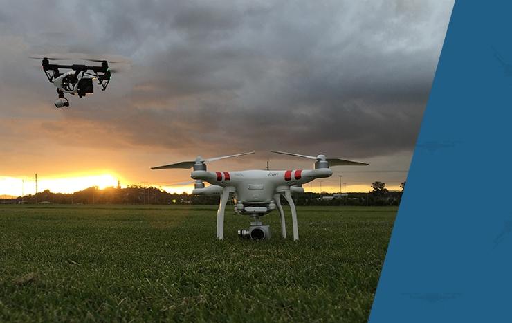 CASA initial UAV portal