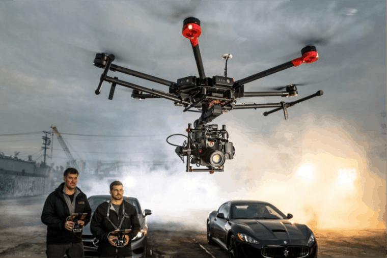Drones for different jobs - UAV Training Australia