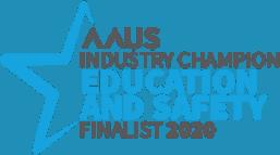 AAUS Industru Champion Education & Safety - UAV Training Australia
